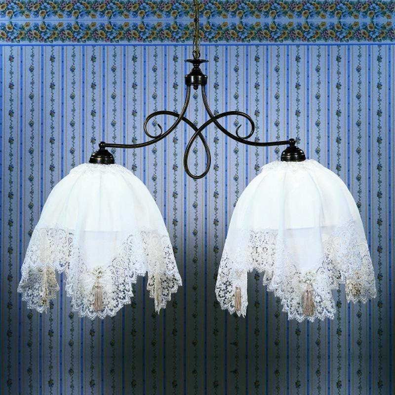 Светильники в стиле прованс своими руками