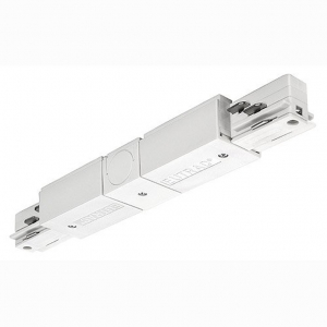 3-Circuit Tracks - Electrical linear coupler - White