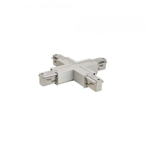 3-Circuit Tracks - Electrical X-coupler - White