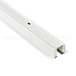 3-Circuit Tracks for Recessed Mounting - 3000mm - White изображение 3