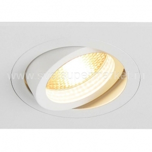 NEW TRIA I GU10 Downlight квадратный