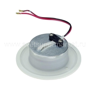 AITES LED ROUND FOR JUNCTION BOXES SILVER GRAY изображение 2