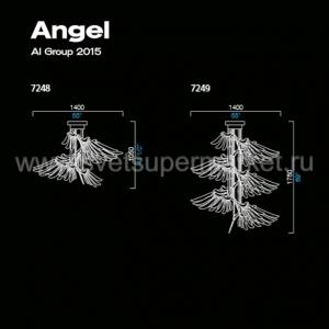 Angel Sospensioni LED изображение 2