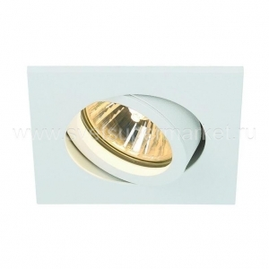 NEW TRIA 68 GU10 DOWNLIGHT квадратный