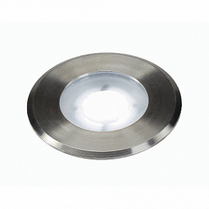 DASAR FLAT 230V LED RECESSED GROUND SPOT 5700 K 350 Lm