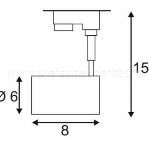 BIMA 1 для трехфазной трек-системы изображение 2