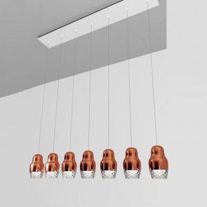 Fedora SP FEDOR 7 sospensione LED