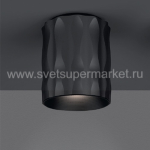Fiamma Ceiling 15 - Black LED