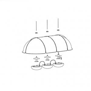 Hood - Pendant LED изображение 2