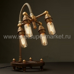 Iteria Vintage Nera Golden Long изображение 2