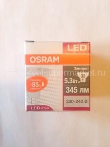 LED PARATHOM MR16 35, 36°, 5.6 W/827 GU5.3 изображение 2
