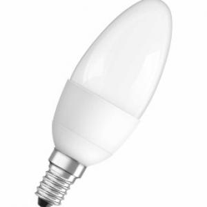 LED STAR CLASSIC B 40 6.5 W/827 E14 FR