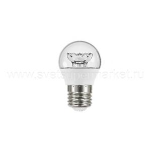 LS CLP 40  5.4W/830 (=40W) 220-240V CL  E27 470lm LED