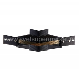 Magent track 34 90° wall/celling connector