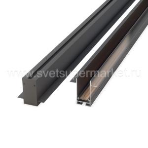 Magnet track 34 FL 1000 black