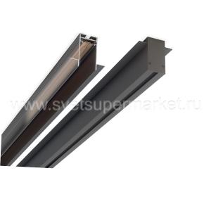 Magnet track 34 FL2000 black