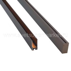 Magnet track ON 34 FL 2500 black