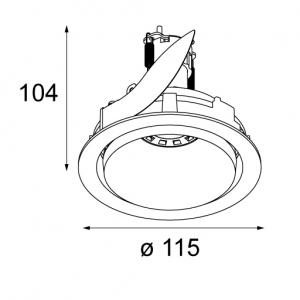 Smart Kup 115 adjustable изображение 2