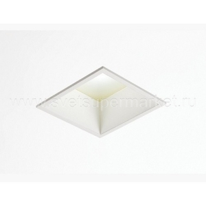 Square white LED