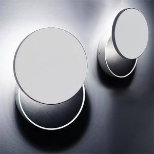 UFO white/black LED