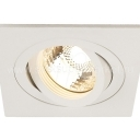 NEW TRIA I MR16 Downlight квадратный